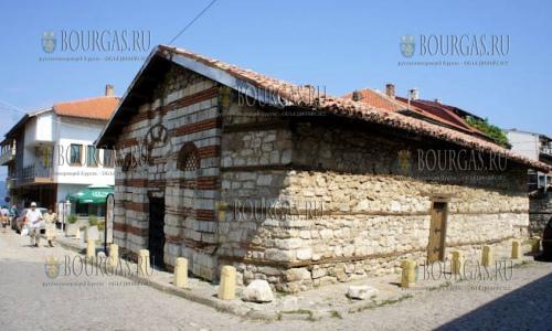 Средневековая церковь Святого Тодора в Несебре стала доступна туристам
