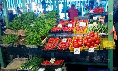 Цены на фрукты в Болгарии продолжают отступать