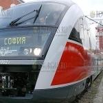 Украина восстанавливает железнодорожное сообщение с Болгарией