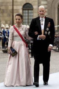 Царь Болгарии Симеон со своей женой Маргаритой, 2010 год
