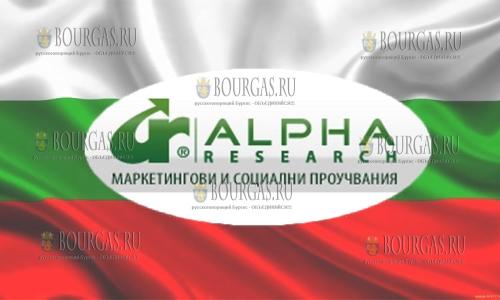 Совету Министров Бойко Борисова болгары доверяют меньше, чем президенту Болгарии