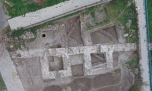 Археологические изыскания в Ахтополе