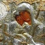 Чудотворная икона Божией Матери в Поморие