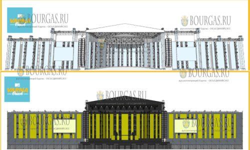 В Болгарии построят самую большую сцену