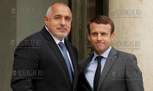 Президент Франции Эммануэль Макрон посетит Болгарию