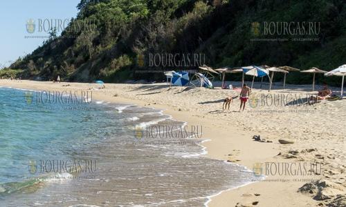 пляж в Обзоре Болгария