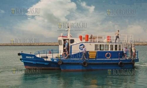 Сарафово и остров Святой Анастасии соединит судоходная линия