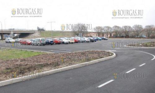 Бесплатная парковка в аэропорте Бургаса станет платной