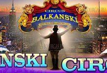 Академичный цирк Балкански в Несебре