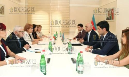 Баку и София укрепляют и расширяют сотрудничество