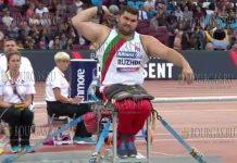Болгарский спортсмен Ружди Ружди установил мировой рекорд
