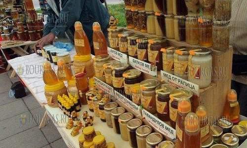 Фестиваль меда в Царево