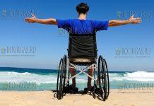 Пляжи Болгарии не для граждан с ограниченными возможностями