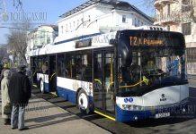 троллейбус в Бургасе