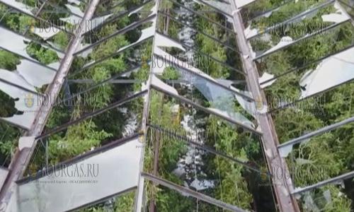 В Самокове в Юго-западной Болгарии за 5 часов выпало 175 л/м2 осадков