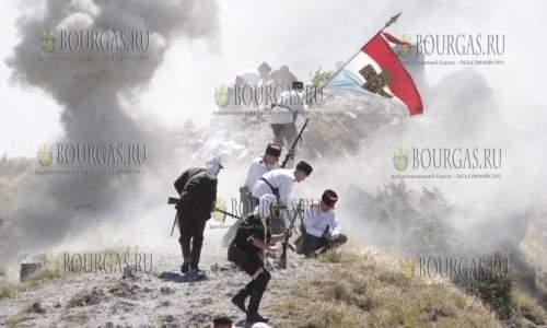 Болгария отметила 140 годовщину боев на перевале Шипке