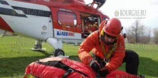 Воздушная скорая помощь в Болгарии