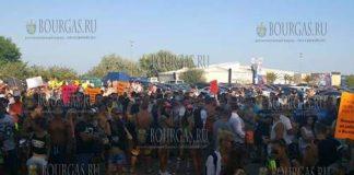 Солнечный Берег протестует против режима тишины