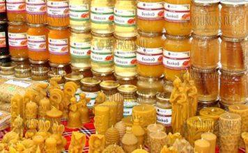 Фестиваль меда в Несебре 2017