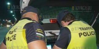 дорожная полиция Болгарии