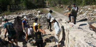 Археологи в Болгарии нашли церковь XIV века