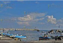 порт в Царево