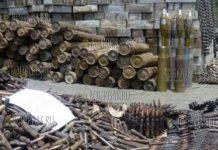 На военном складе в районе Бургаса застряли 650 тонн боеприпасов