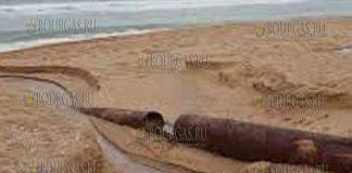 Нечистоты в Ахтополе сбрасывают в море без очистки