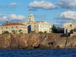 остров Св Кирика и Юлия в Созополе