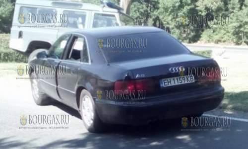 У въезда в Приморско задержали 11 нелегалов