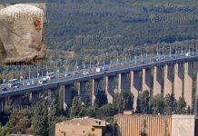 под одной из опор Аспарухова моста в Варне обнаружили морскую мину