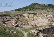 Тракийский и античный город Кабиле