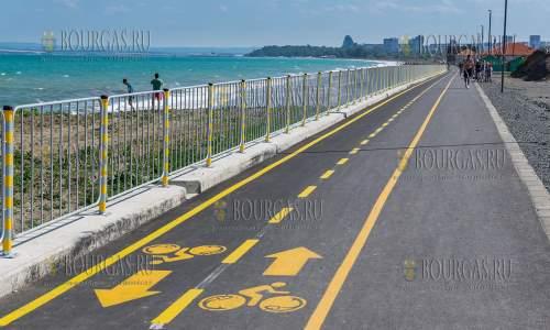 велодорожка до Сарафово