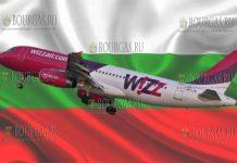 WizzAir в Болгарии