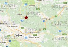 11 ноября 2017 года на Западе Болгариии в районе населенного пункта Своге произошло землетрясение силой 4,0 балла по шкале Рихтера