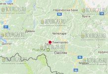 24 ноября 2017 года в районе Пампорово в Болгарии произошло землетрясение
