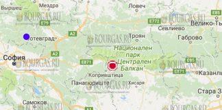 26 ноября 2017 года в районе Пловдива в Болгарии произошло землетрясение силой 4,4 балла по шкале Рихтера