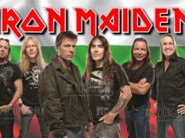 Iron Maiden в Пловдиве