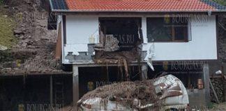 в результате оползня в Болгарии в Благоевградской области погиб человек