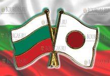болгария - япония