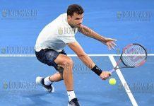 Григор Димитров в шаге от финала теннисного турнира в Брисбене Австралия