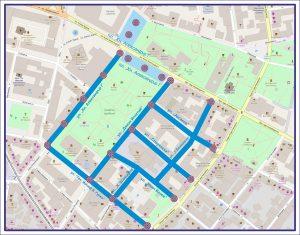 улицы Софии будут закрыты для передвижения 10 января 2018 года