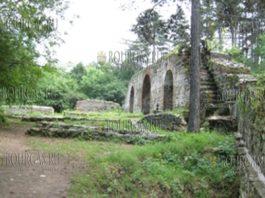 В центре Кюстендила нашли остатки города Пауталия