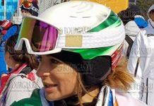 болгарская сноубордистка Александра Жекова на ЗОИ в Пхенчхане