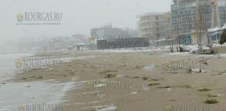 шторм в Болгарии 26 февраля 2017 года