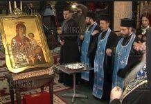чудотворная икона Богородицы Скоропослушница прибыла в Варну