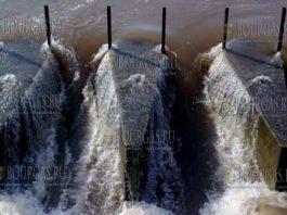 Озеро Мандра в Бургасском регионе переполнено