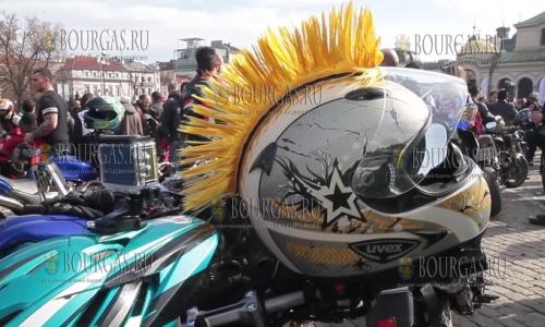 Мотосезон в Болгарии открыт