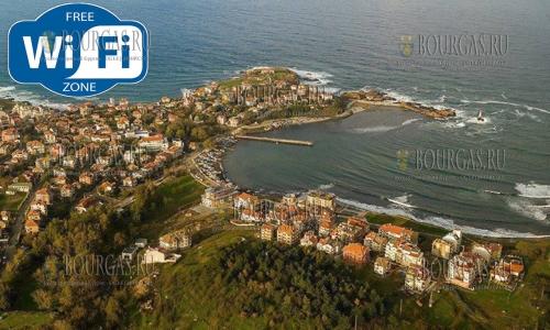На болгарском курорте Ахтополь появится зона бесплатного WiFi интернет