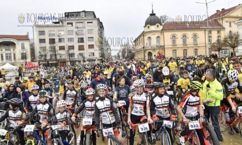 велопробег в Софии
